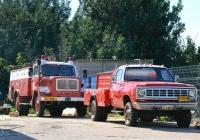 Пожарный автомобиль на шасси Dodge Power Wagon #10-762-80. Израиль, Эйн Ход