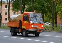 Грузовик Multicar M26 Transline, #В 906 ВХ 98. Россия, Санкт-Петербург, Петергоф, Санкт-Петербургский проспект