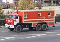Автомобиль пожарный многоцелевой АПМ на шасси КамАЗ-43118 #642 KP 02. Алматы, улица Саина