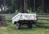 Самодельный прицеп для автомобиля УАЗ. Свердловская область, Луговской, Молодежная улица