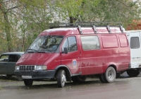 "Автомобиль МЧС ГАЗ-27052 ""Газель"" #А 444 КН 45. Курган, улица Пичугина"