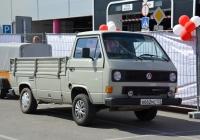 Автомобиль Volkswagen Trasporter T3, #В 662 МС 123. Адыгея, Тахтамукайский район, аул Новая Адыгея, Тургеневское шоссе