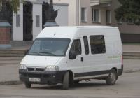 Фургон на шасси Fiat Ducato #У 059 ЕС 45. Курган, улица Гоголя