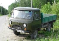 Бортовой грузовик УАЗ-3303. Вологодская область, Тотемский район, пос. Юбилейный