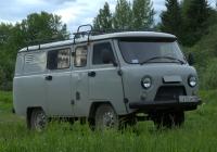 Грузопассажирский фургон УАЗ-390995 #С 612 ХМ 56. Вологодская область, Тотемский район, пос. Юбилейный