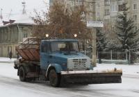 Комбинированная дорожная машина МД-433 на шасси ЗиЛ-433362 #А 972 ЕТ 45. Курган, улица Куйбышева