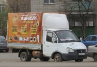 """Автомобиль ГАЗ-3302-288 """"Газель-Бизнес"""" #В 924 КУ 45. Курган, улица Томина"""