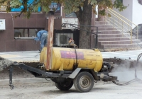 Гудронатор прицепной Б-400. Крым, Симферополь