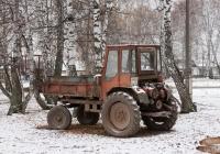 Самоходное шасси Т-16* #6458 ТО 70. Томская область, Вороново