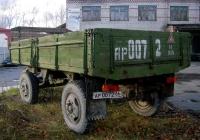 Прицеп ГКБ-817 #АР 0072 66. Свердловская область, Асбест