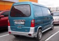 Цельнометаллический фургон FAW CA6371 #М 959 МУ 72. Тюмень, улица Горького