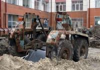 Прицеп для перевозки кабельных катушек ПС-8934 #АТ 1389 72. Тюмень, Киевская улица