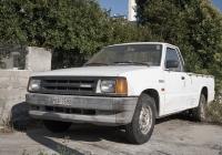 Mazda B1600 Pickup #POB-7682. Греция, остров Родос