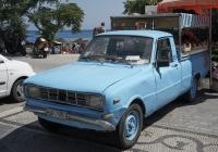 Пикап Mazda . Греческая республика, остров Родос, г. Родос