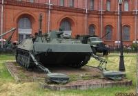 Инженерная разведывательная машина ИРМ.  Санкт-Петербург, Музей артиллерии, инженерных войск и войск связи