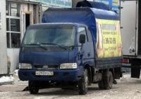 Бортовой грузовик KIA Bongo #Н 293 РО 72. Тюмень, Барабинская улица
