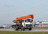 """Автокран КС-45719-5А """"Клинцы"""" на шасси МАЗ-5337 #Е 551 НУ 31."""