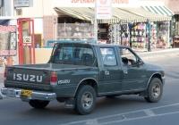 Пикап на базе Isuzu K8. Кипрская респулика, муниципалитет Айя-Напа, Пернера