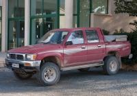 Пикап Toyota Hilux. Кипрская респулика, муниципалитет Айя-Напа, Пернера