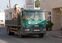 Бортовой грузовик на шасси IVECO EuroCargo*. Кипрская респулика, муниципалитет Айя-Напа, Пернера