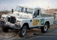 Пикап Land Rover Deffender 110.  Республика Кипр, муниципалитет Айя-Напа, Пернера