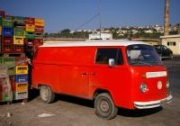 Volkswagen Transporter T2. Греческая республика, остров Крит, Муниципалитет Ираклион, Ираклион