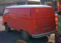 Фургон Volkswagen Transporter T2. Греческая республика, остров Крит, Муниципалитет Ираклион, Ираклион