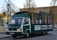 Экскурсионный автомобиль на базе Mercedes-Benz MB 100D #P-KR 2. Германия, Бранденбург, Потсдам