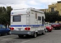 Кемпер Hobby de luxe #GBF 097. Мальта, остров Гозо