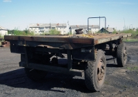 Прицеп ГКБ-817 #005409. Свердловская область, Луговской