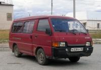 Микроавтобус Mitsubishi L300 #М 328 ЕУ 96. Свердловская область, Лосиный