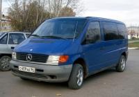 Микроавтобус Mercedes-Benz Vito #С 459 АЕ 96. Свердловская область, Ирбит