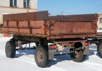 Тракторный прицеп типа 2ПТС-4 #СШ 8168. Свердловская область, Луговской