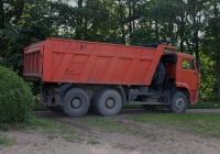 Самосвал КамАЗ-6520. Петергоф