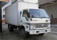 Фургон на базе BAW Fenix #У 197 УУ 72. Тюмень, Ямская улица