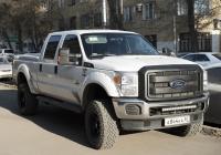 Пикап Ford F250 #А 844 КА 50. Самара, улица Молодогвардейская