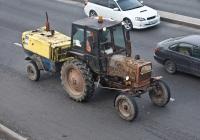 Трактор ЮМЗ-6КЛ #T 518 BAA. Алматы, проспект Рыскулова