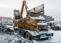 Полуприцеп-тяжеловоз #АК 7889 70. Томск