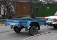 Прицеп КМЗ-8136 #АЕ 7503 72 в составе автопоезда. Тюмень