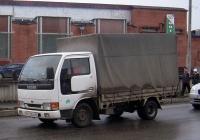 Грузовой автомобиль Nissan Atlas #К 512 ВН 96. Свердловская область, Нижняя Тура, улица Декабристов
