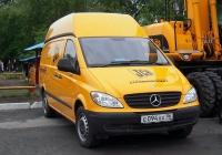 Цельнометаллический фургон Mercedes-Benz Vito #Е 094 ХА 96 . Тюмень, Севастопольская улица