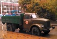 Грузовой автомобиль ГАЗ-51А. Самара, улица Дачная