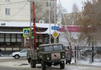 Буровая машина на шасси ГАЗ-66-02 #Т 601 ВУ 45. Курган, улица Карла Маркса
