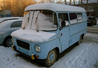 Грузопассажирский фургон Nysa 522M #Ц 0132 ТЮ. Тюмень, улица Коммунаров