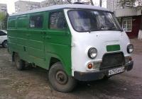 Цельнометаллический фургон ЕрАЗ-762В #В 792 АМ 72 . Тюмень, улица Мориса Тореза