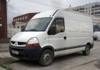 Цельнометаллический фургон Renault Master #AH 8709 IC . Тюмень, улица Щербакова