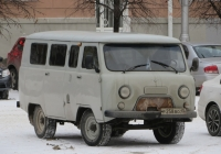 УАЗ-22069 #Р 258 BО 45. Курган, улица Гоголя