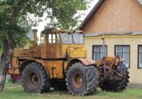 """Трактор К-700 """"Кировец"""". Оренбургская область, Соль-Илецк"""