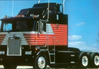 Седельный тягач Kenworth K100. США