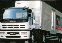 Седельный тягач Isuzu EXR. Япония